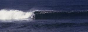 Julio del Vall en acción. Archivo: Surf Clasicc Surf El Pasillo