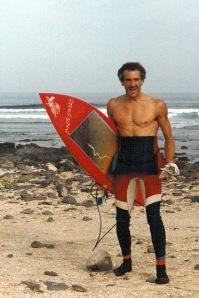 Julio de Val. Archivo: Surf Classic Surf El Pasillo