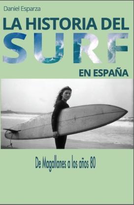 Portada y contraportada Surf Espana solo