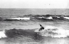 Javier a principios de los 70.