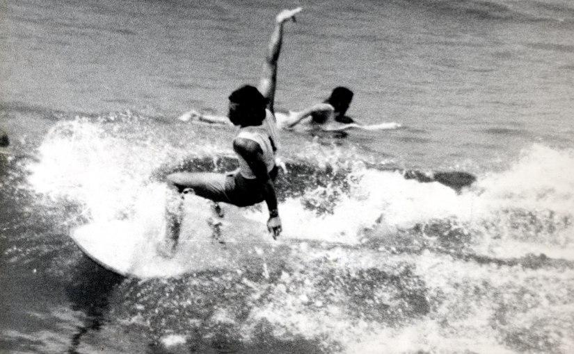 Clasificación del campeonato de España de surf1975