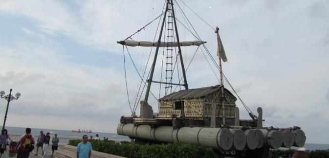 Principiemos por el principio. Viaje a la Polinesia sin salir de Santander.