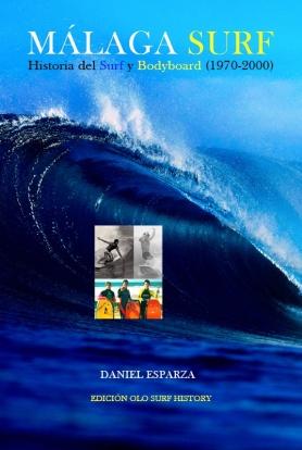 Muchas más fotos y documentos de la época (años 70, 80 y 90), además de un análisis profundo y riguroso de los comienzos del surf en Málaga y España, en esta libro a la venta en Amazon.es