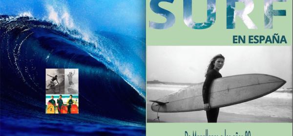 La historia del surf en dos librosúnicos