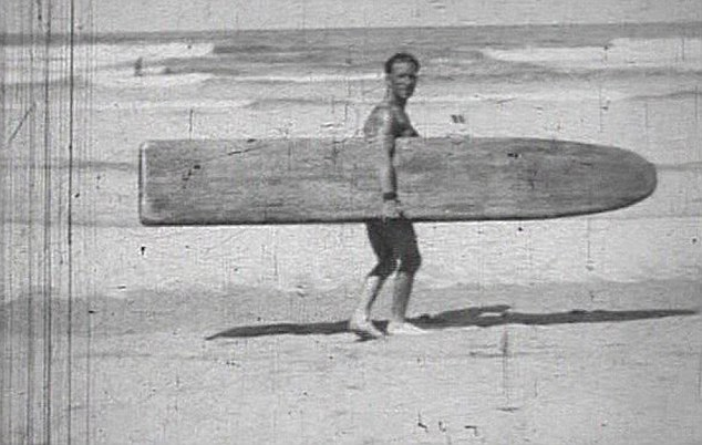 Surfing pioneers in Europe: The first 'known attempts' (for now) on surfing inEurope