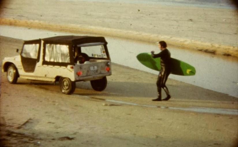 """Chasing Waves 1970: """"Yo crucé el Rubicón con un CitroenMehari"""""""