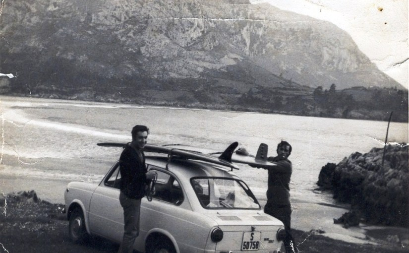 Cantabria Surf 1967: Meco viaja aIslares