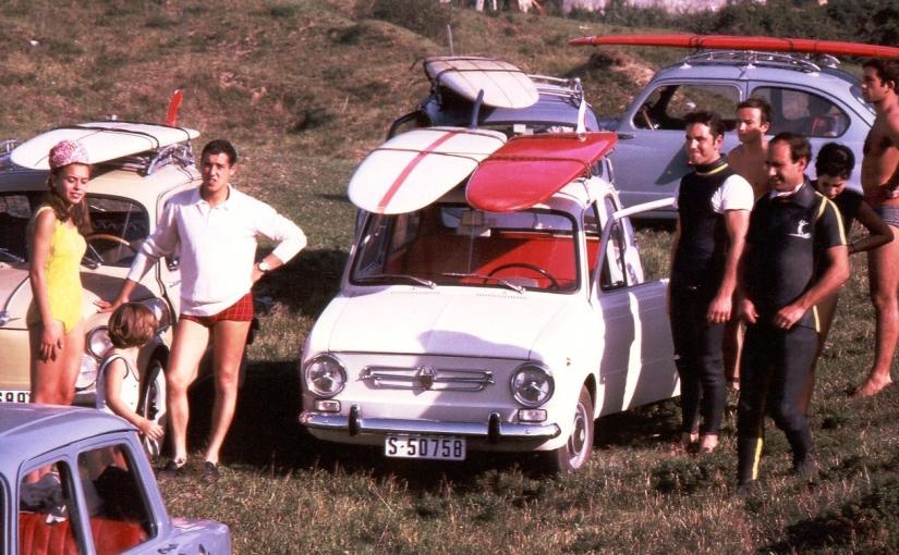 SURF 1967: NO SON DOMINGUEROS, SONPIONEROS