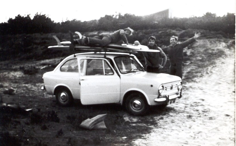 SEAT 850 & SURF: el viajecontinúa…