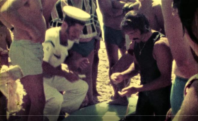 meco carcavelos 1973-firmando